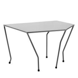 Table d'appoint Ragno Gris 54X30 H33cm, Serax