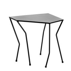 Table d'appoint Ragno Noir 54X30 H38cm, Serax