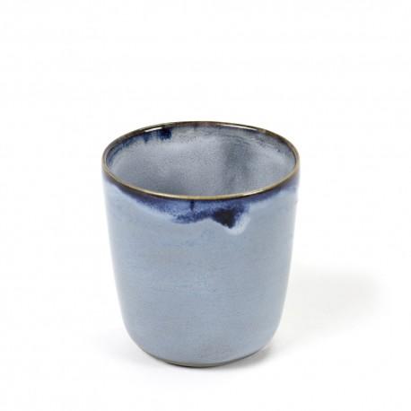 Gobelet S Terres de Rêves Blue, Serax par Anita Le Grelle