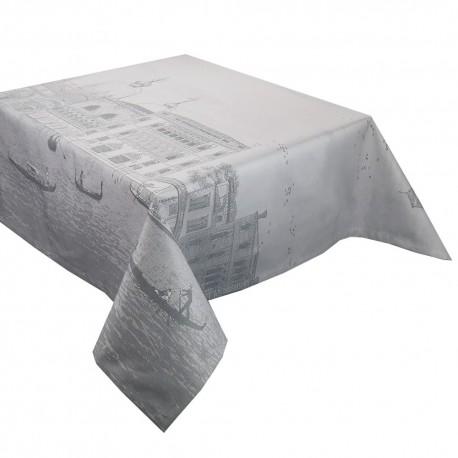 Nappe de table anti tache Veneziano Sfumato, Garnier-Thiébaut