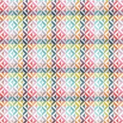 Tissu sur mesure Mille Twist Pastel en 160cm, Garnier-Thiébaut