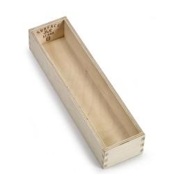 Boîte en bois à couverts, range couverts, couteaux, fourchettes ou cuillères Surface - Sergio Herman, Serax