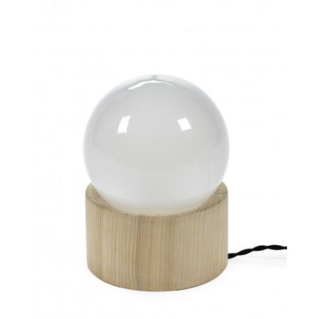 Lampe Full Moon Blanc Studio Simple, Serax