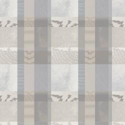 Tissu enduit Mille Matières Vapeur, laize 180cm, Garnier-Thiébaut