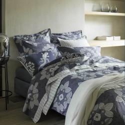 Linge de lit de luxe percale de coton Magellan, Alexandre Turpault