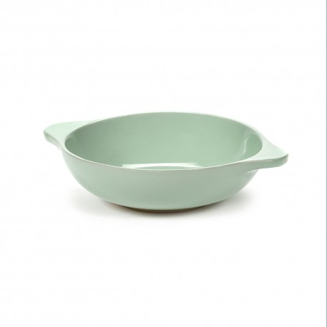 Bol japonais M en grès turquoise Table Nomade Paola Navone, Serax