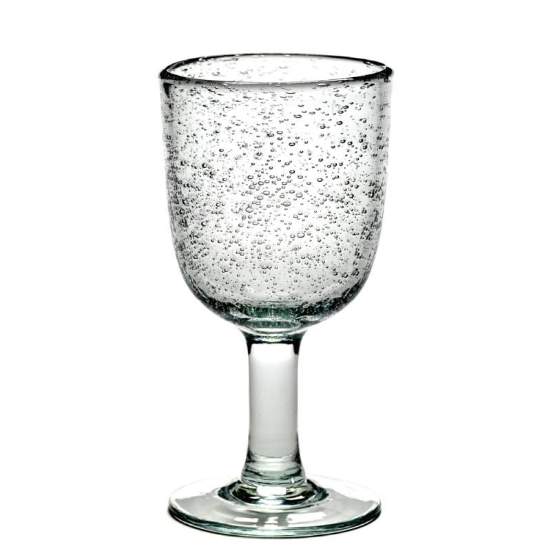 verre, verre a vin, verre a pied, design Pascale Naessens