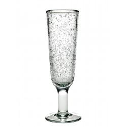 Flûte à champagne 15cl Pure, Serax par Pascale Naessens