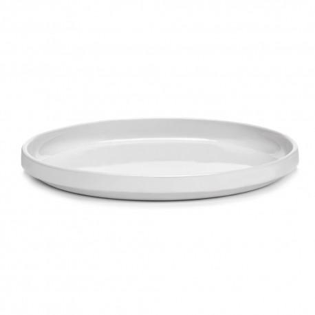 Vaisselle tendance porcelaine Passe-partout assiette plate basse 26cm de Vincent Van Duysen, Serax