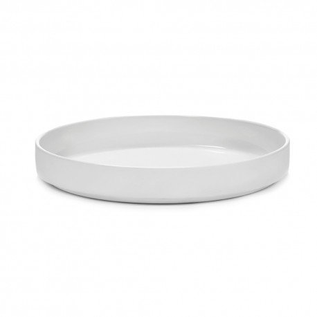 Vaisselle tendance porcelaine Passe-partout assiette plate haute 26cm de Vincent Van Duysen, Serax