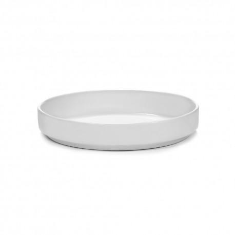 Vaisselle tendance porcelaine Passe-partout assiette plate haute 22cm de Vincent Van Duysen, Serax