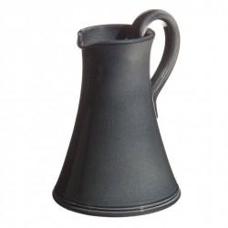 Pichet céramique Sud cendre, Atelier Romain Bernex