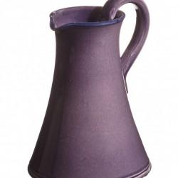Pichet céramique Sud violette, Atelier Romain Bernex