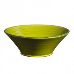 Saladier céramique Tian Sud pomme, Atelier Romain Bernex