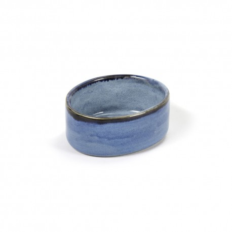 Bol XS cylindrique Terres de Rêves Blue, Serax par Anita Le Grelle
