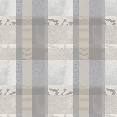 Tissu nappes au metre Mille Matières Vapeur en 185cm, Garnier-Thiébaut
