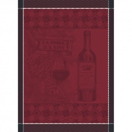 Torchon de cuisine Foire aux vins Bordeaux, Garnier-Thiébaut