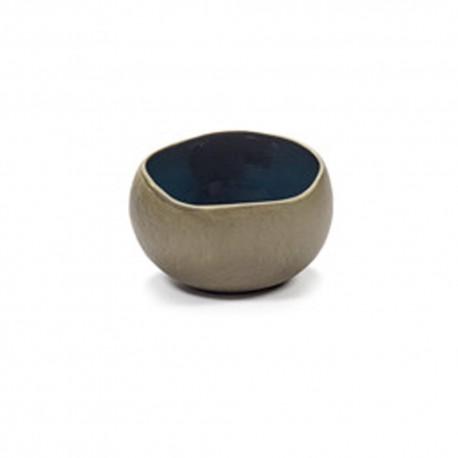 Bol ou ramequin 13.5cm en grès bleu RUR:AL, Serax par Anita Le Grelle