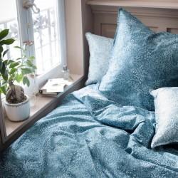 Linge de lit haut de gamme en satin de coton Mille Feuilles, Essix