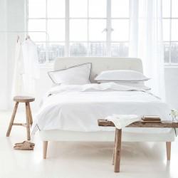 Parure de lit en percale de coton Astor Naturel, Designers Guild