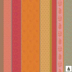 Coton enduit Mille Saris Pendjab, Garnier-Thiébaut