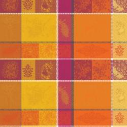 Tissu nappes au metre Mille Holi Epices, Garnier-Thiébaut