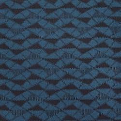 Tissu ameublement, décoration Prisme Lagon, laize 165cm - Le Jacquard Français