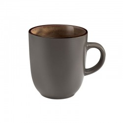 Médard de Noblat - Mug 36cl grès Feeling Bronze