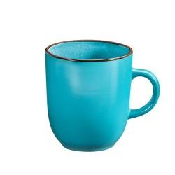 Médard de Noblat - Mug 36cl grès Feeling Turquoise