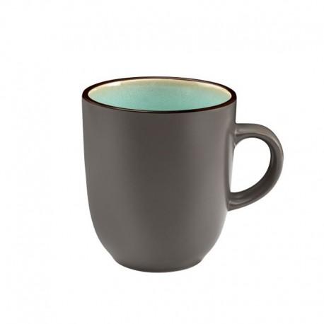 Médard de Noblat - Mug 36cl grès Feeling Jade