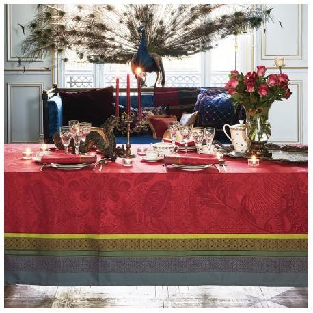 Nappe de reception Isaphire Rubis, Garnier-Thiébaut