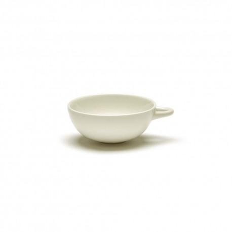 Tasse à café 8cl en porcelaine Blanc - Serax Dé Ann Demeulemeester