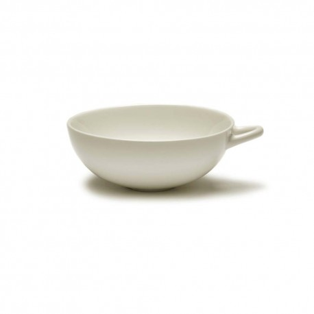 Tasse 20cl en porcelaine Blanc - Serax Dé Ann Demeulemeester