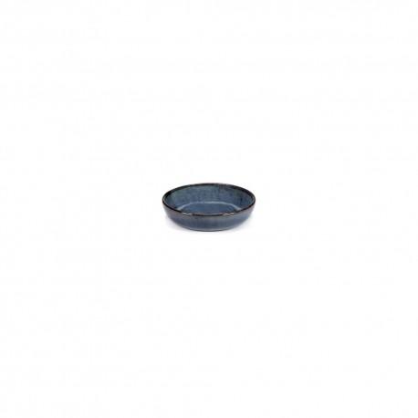 Coupelle bol céramique mini 8.5cm Pure Bleu indigo, Pascale Naessens