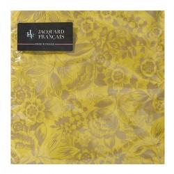 Serviettes papier Osmose Pollen, Le Jacquard Français (par 20)