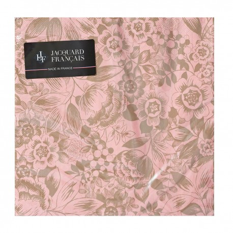 Serviettes papier Osmose Tremiere, Le Jacquard Français (par 20) - Verso