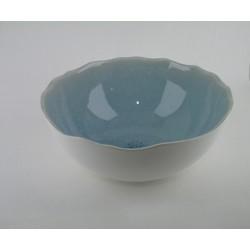 Saladier Plume perle, Jars