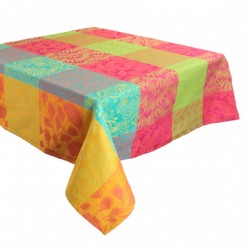 Tissu enduit Mille Buissons Floraison, laize 180cm
