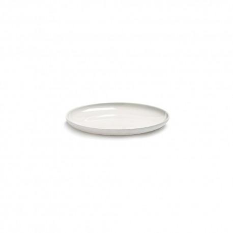 Assiette à Tapas 16cm porcelaine blanche Base, Serax by Piet Boon