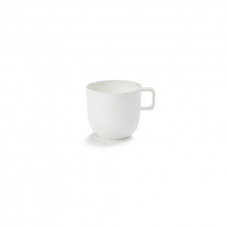 Tasse à café 28cl porcelaine blanche Base, Serax by Piet Boon