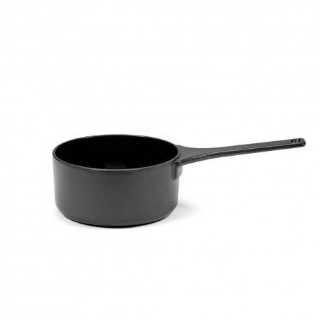 Casserole en fonte Surface Noir 1.3L Sergio Herman, Serax