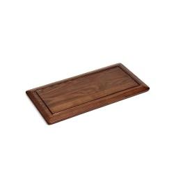 Planche à découper en bois de Frêne 48x24cm , Pure de Pascale Naessens - Serax