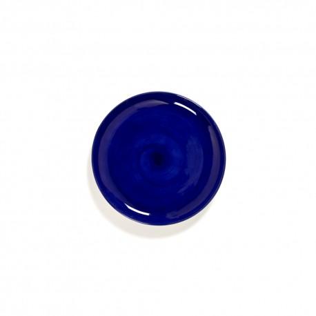 Serax Feast Ottolenghi - Assiettes dessert grès 22.5cm Lapis Lazuli