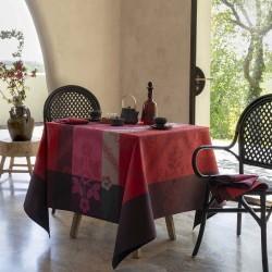 Nappe coton enduit Hacienda Bolero, Le Jacquard Français