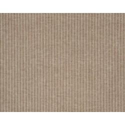 Set de table design enduit Casual Stripes Noisette, Le Jacquard Français