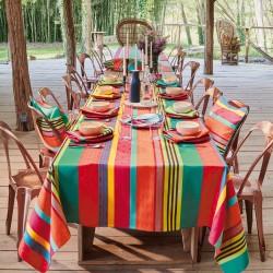 Coton enduit Mille Arizona Pampa laize 180cm, Garnier-Thiébaut