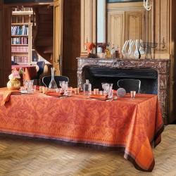 Nappe de réception Grace Flamboyant, Garnier-Thiébaut