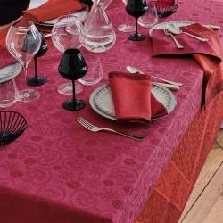 Serviettes de table Cassidy Berry, Garnier-Thiébaut