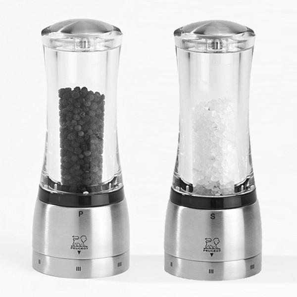 moulin à poivre et moulin à sel daman u'select, peugeot - acheter