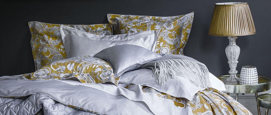 linge de maison haut de gamme comptoir du sud. Black Bedroom Furniture Sets. Home Design Ideas